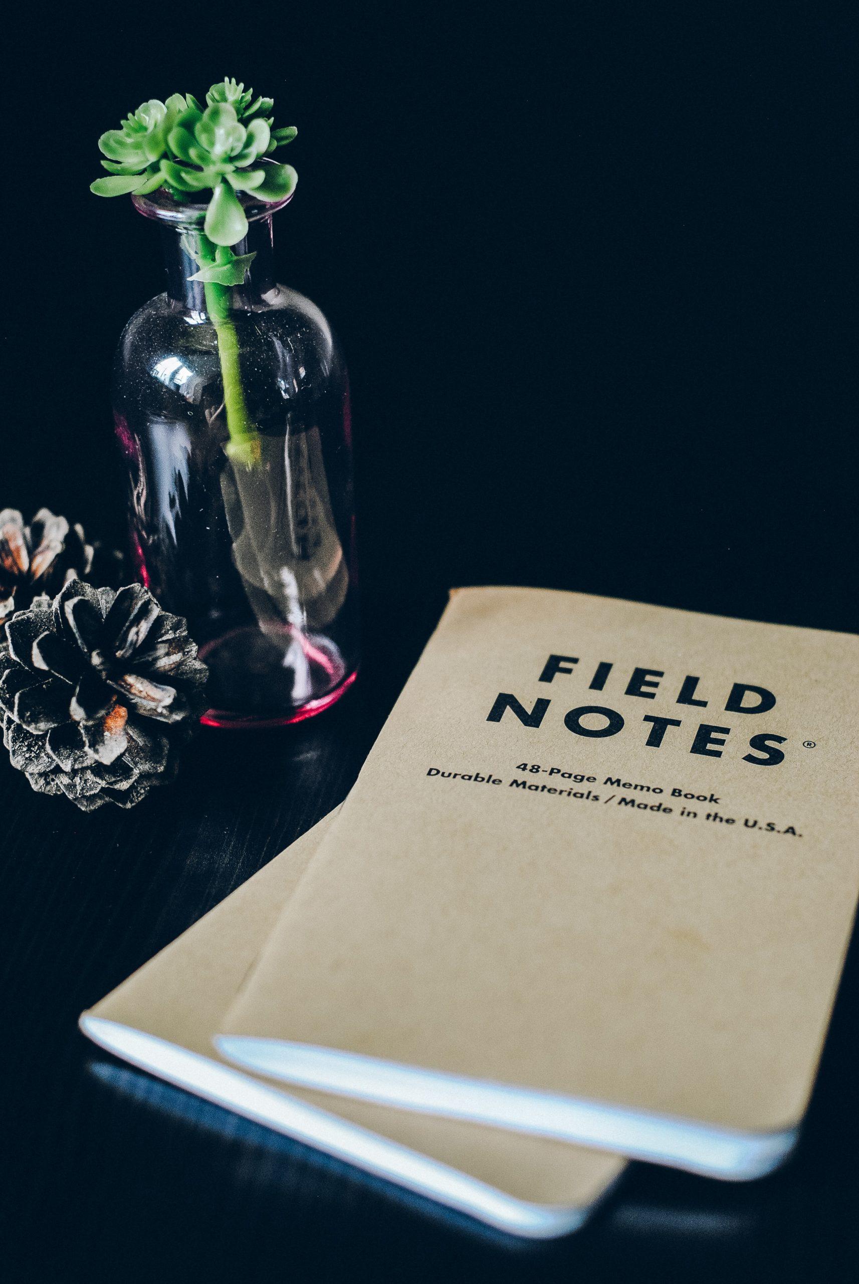 メモ用のノート